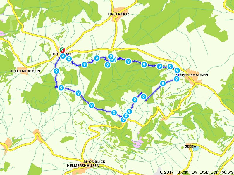 Extratour Gebaweg