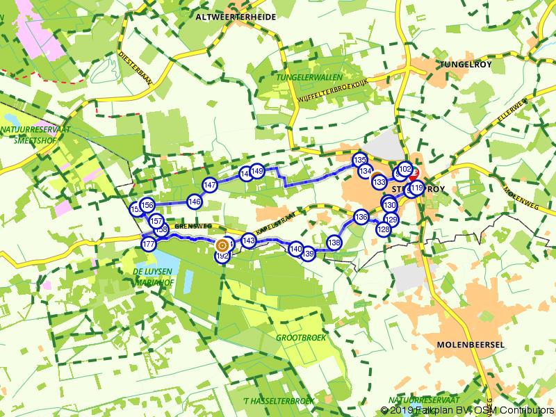 Ontdek Grenspark Kempen-Broek vanuit gezellig Stramproy