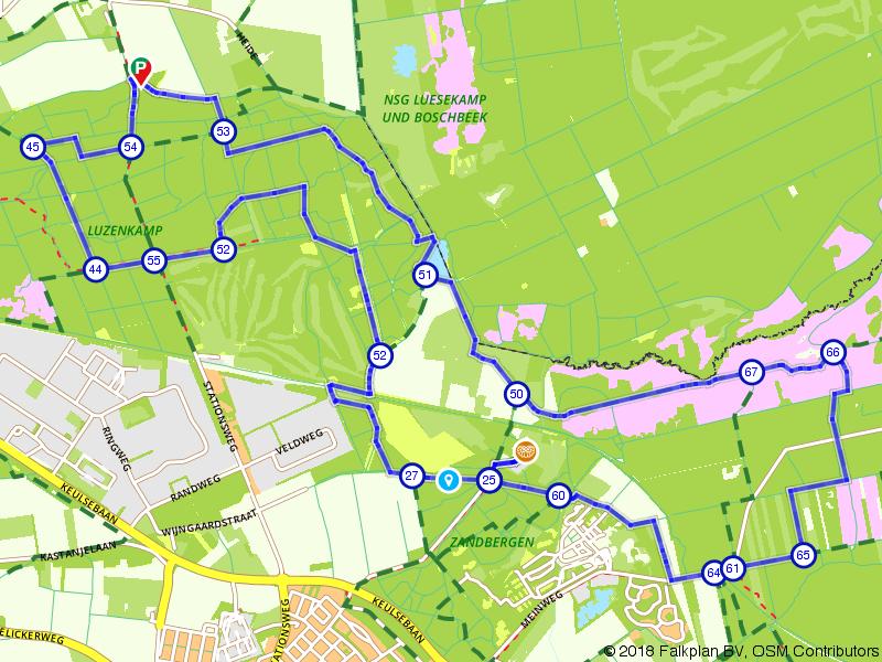 Ontdek de bossen en heidevelden van De Meinweg