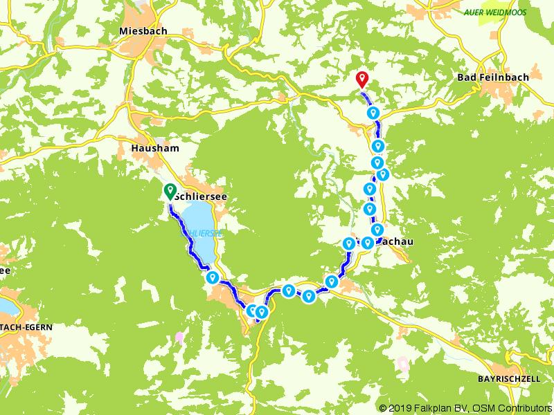 Schliersee-Graben
