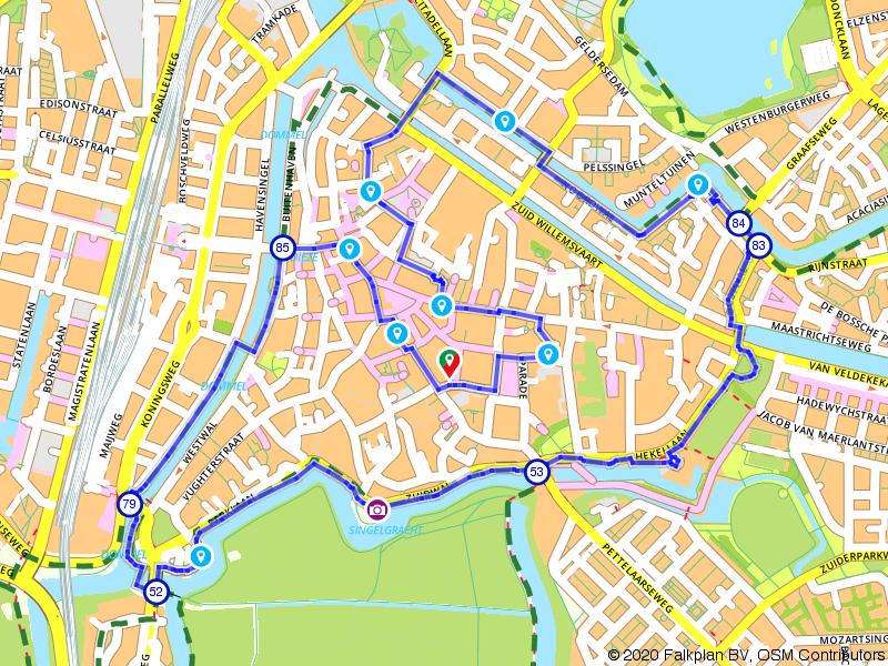 Stadswandeling bourgondisch Den Bosch