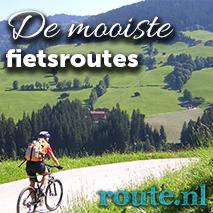 route.nl voor de mooiste fietsroutes