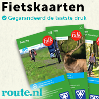Falk Fietsenkaarten te koop in de route.nl webshop